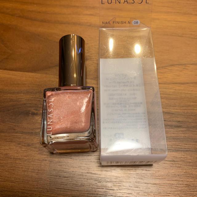 LUNASOL(ルナソル)のルナソル ネイルフィニッシュN コスメ/美容のネイル(マニキュア)の商品写真