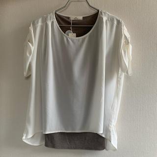 イッカ(ikka)のikka シャツ(シャツ/ブラウス(半袖/袖なし))