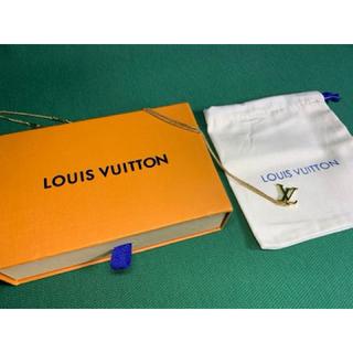 ルイヴィトン(LOUIS VUITTON)のルイヴィトン ネックレス(ネックレス)