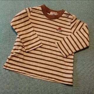 ミキハウス(mikihouse)のMIKI HOUSE ロンT(Tシャツ)