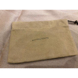 ボッテガヴェネタ(Bottega Veneta)の【未使用】BOTTEGA VENETA 保存袋(キーケースサイズ)(ショップ袋)