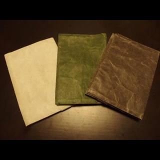 紙和 SIWA ブックカバー 文庫本サイズ 3枚(ブックカバー)