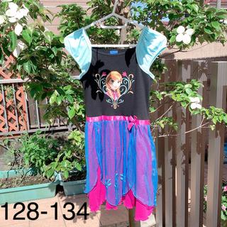 Disney - ディズニー アナワンピース 8-9歳キッズ服 身長128-134cm海外子供服