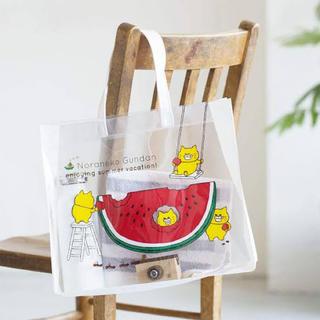 《新品》ノラネコぐんだん プールBAG 2020(通園バッグ)