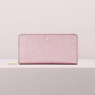 kate spade new york - 半額sale!![kate spade]長財布 ピンク