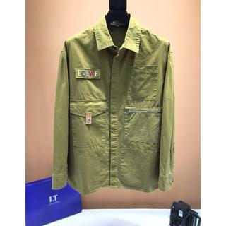 LOEWE - 美品LOEWE ロエベ 2020SS 刺繡 ジャケット