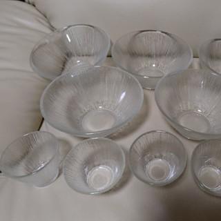 東洋佐々木ガラス - ※未使用「佐々木ガラス」食器セット
