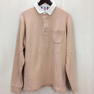 シュプリーム(Supreme)のサノバチーズ #sonofthecheese の ラガーシャツ 美品(ポロシャツ)