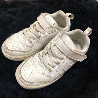 NIKE - ナイキ コートバーロウ スニーカー キッズ 靴 子供用 17cm