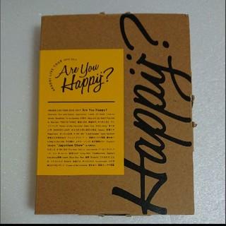 嵐 - 嵐 ライブDVD『Are You Happy?』初回限定盤