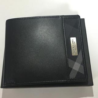 ブラックレーベルクレストブリッジ(BLACK LABEL CRESTBRIDGE)の送料無料!トーナルクレストブリッジチェック コインタイプ 折り財布 ブラック(折り財布)