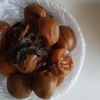 手作り梅干し1kg★無農薬無添加★自然食(漬物)