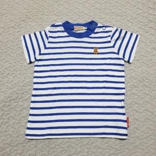 ミキハウス(mikihouse)のミキハウス Tシャツ 半袖 70(Tシャツ)