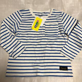 しまむら - 【安心の綿100%】新品110 長袖Tシャツ