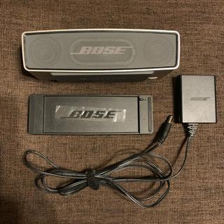 ボーズ(BOSE)のBOSE Sound Link Mini  Bluetooth speaker(スピーカー)