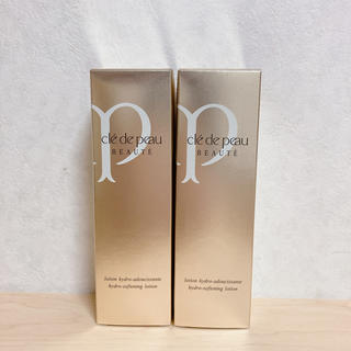 クレドポーボーテ(クレ・ド・ポー ボーテ)のクレドポーボーテ ローションイドロA 化粧水 レフィル 2個(化粧水/ローション)