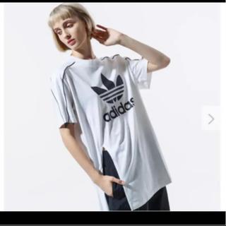 adidas - アディダスオリジナルス スリットT