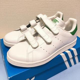 adidas - adidas アディダス スタンスミス ベルクロ S75187 25cm