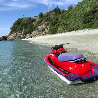 カワサキ - ジェットスキー水上バイクカワサキ 1100zxi レース仕様
