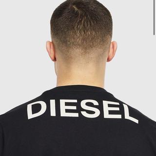 DIESEL - diesel ロンT ロゴ