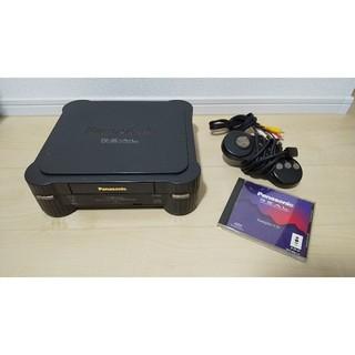 パナソニック(Panasonic)のPanasonic3DO REAL FZ1 コントローラー付(家庭用ゲーム機本体)