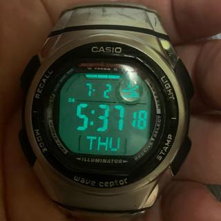 カシオ(CASIO)の電波時計 CASIO WAVE CEPTOR (腕時計(デジタル))