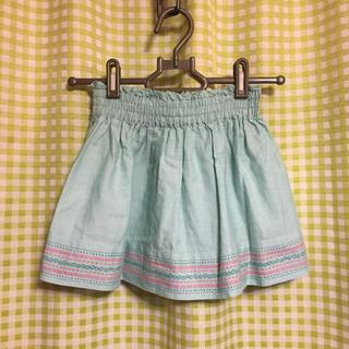 ファミリア(familiar)のファミリア スカート 100サイズ (スカート)
