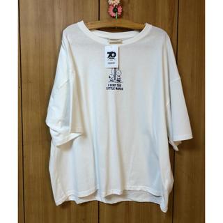 スヌーピー ♡ビックシルエットT(Tシャツ(半袖/袖なし))