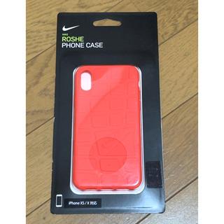 ナイキ(NIKE)のナイキ iPhone ケース NIKE ブライトクリムゾン レッド(iPhoneケース)