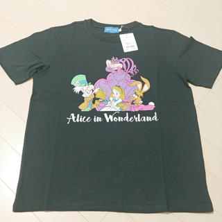 Disney - 新品*アリス ロゴ Tシャツ ディズニーリゾート 人気 限定