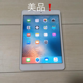 Apple - 【美品】本体のみ❗️Apple  iPad mini 16G wifi