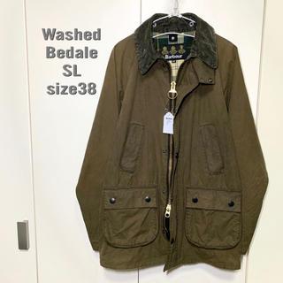バーブァー(Barbour)のBarbour WASHED BEDALE SL 38 バブアー(ミリタリージャケット)