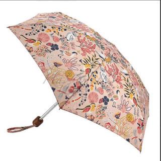 キャスキッドソン(Cath Kidston)のキャスキッドソン♡折りたたみ傘ピンク(傘)