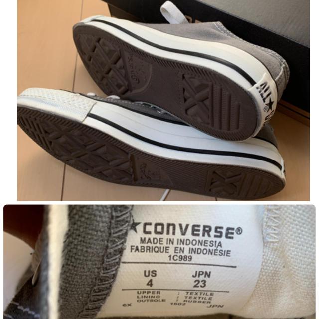 CONVERSE(コンバース)の専用    converse ☆ スニーカー(23.0) レディースの靴/シューズ(スニーカー)の商品写真