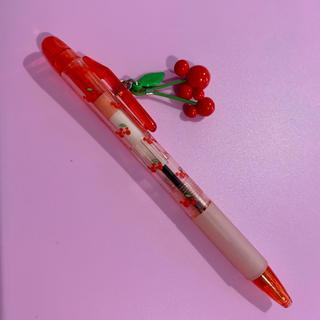 Disney - ディズニー サクランボ ボールペン