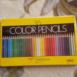 トンボエンピツ(トンボ鉛筆)の36色色鉛筆(色鉛筆)