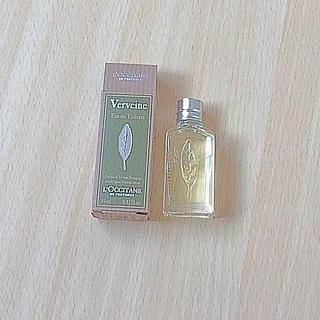 L'OCCITANE - ロクシタン夏 ヴァーベナの香水オードトワレ 箱付き新品