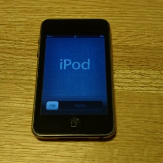 アイポッドタッチ(iPod touch)のipod touch 3世代 64GB A1318(ポータブルプレーヤー)