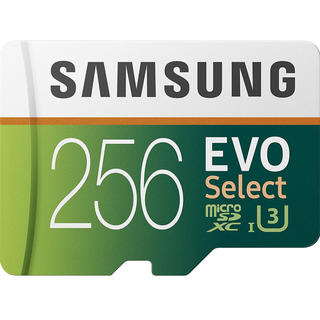 SAMSUNG - Samsung Micro SDXCカード 256GB EVO select