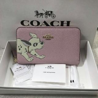 コーチ(COACH)の新品COACHコーチ二つ折り財布で国内発送 F91191(折り財布)