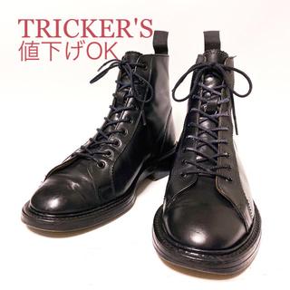 トリッカーズ(Trickers)の367.TRICKER'S MONKEY BOOT カントリーブーツ UK6.5(ブーツ)