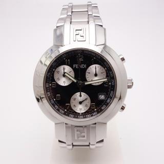 フェンディ(FENDI)のFENDI 腕時計 シルバー (腕時計(アナログ))