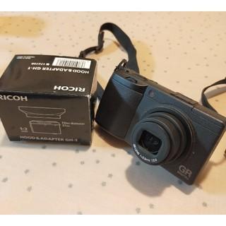 リコー(RICOH)のデジタルカメラ RICOH GR DIGITAL2(コンパクトデジタルカメラ)