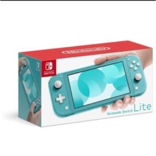Nintendo Switch - 新品未開封*Nintendo Switch Lite ターコイズ スイッチライト