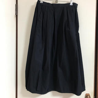 ムジルシリョウヒン(MUJI (無印良品))の無印良品 スカート(ロングスカート)