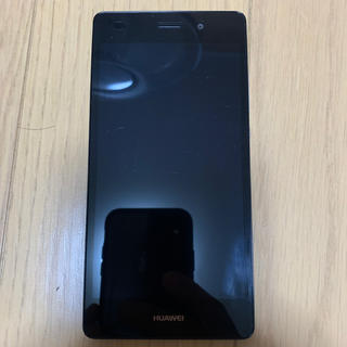 ANDROID - HUAWEI P8 lite  ワイモバイル版