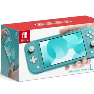 Nintendo Switch - 任天堂 Nintendo Switch Lite ターコイズ