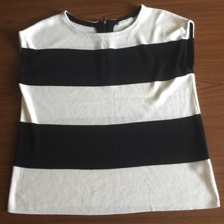 テチチ(Techichi)のテチチ フレンチスリーブカットソー(カットソー(半袖/袖なし))