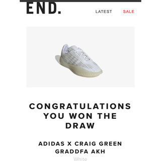 アディダス(adidas)のクレイグ・グリーン GRADDFA AKH   adidas(スニーカー)