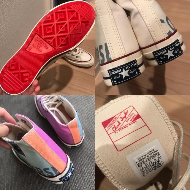 CONVERSE(コンバース)のCONVERSE オールスターハイカット レディースの靴/シューズ(スニーカー)の商品写真